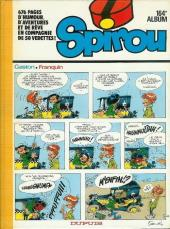 (Recueil) Spirou (Album du journal) -164- Spirou album du journal
