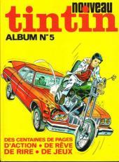 (Recueil) Tintin (Nouveau) -5- Album n°5