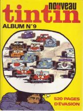 (Recueil) Tintin (Nouveau) -9- Album n°9
