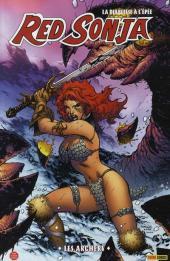 Red Sonja -3- Les archers
