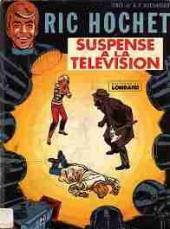 Ric Hochet -7a78'- Suspense à la télévision