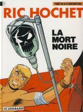 Ric Hochet -35a94- La mort noire