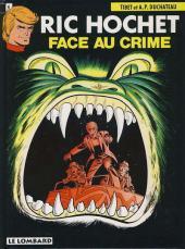 Ric Hochet -38a94- Face au crime