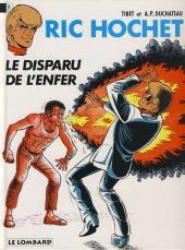 Ric Hochet -39a98- Le disparu de l'enfer