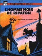 Désiré -2- L'homme noir de Ripaton