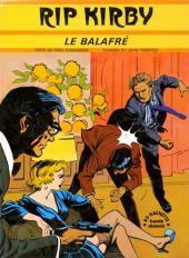 Rip Kirby -01- Le Balafré