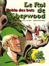 Robin des bois (Pif) -1- Le Roi de Sherwood