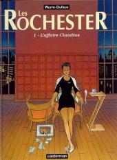 Les rochester -1- L'affaire Claudius