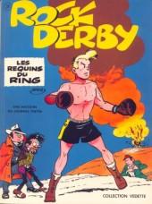 Rock Derby -1- Les requins du ring