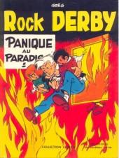 Rock Derby -3- Panique au Paradis