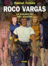 Roco Vargas -8- La balade de Dry Martini