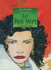 Le roi Vert -4- Charmian Page