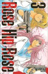 Rose Hip Rose -3- Volume 3