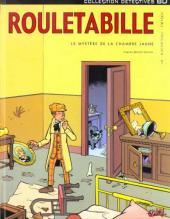 Rouletabille (Duchâteau/Swysen) -1- Le mystère de la chambre jaune