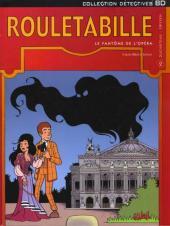 Rouletabille (Duchâteau/Swysen) -2- Le fantôme de l'opéra