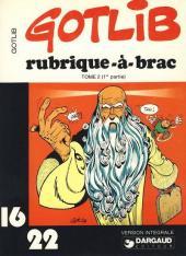 Rubrique-à-Brac (16/22) -332- Tome 2 (I)