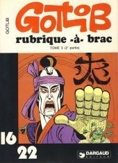 Rubrique-à-Brac (16/22) -666- Tome 3 (II)