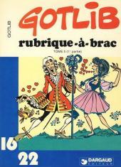 Rubrique-à-Brac (16/22) -10125- Tome 5 (I)