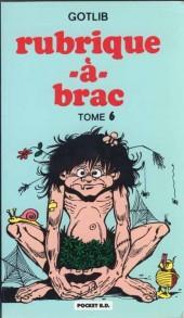 Rubrique-à-Brac (Pocket BD) -6a- Tome 6