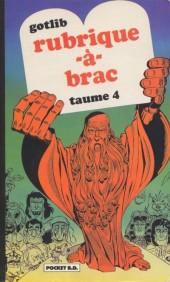 Rubrique-à-Brac (Pocket BD) -4a- Tome 4