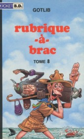 Rubrique-à-Brac (Pocket BD) -8a- Tome 8
