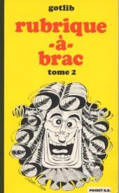 Rubrique-à-Brac (Pocket BD) -2a- Tome 2