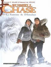 Russell Chase -2- Le fantôme de l'Himalaya