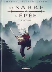 Le sabre et l'épée -1- La Yesha