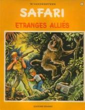 Safari (Vandersteen) -3- Etranges alliés