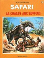 Safari (Vandersteen) -5- La chasse aux buffles