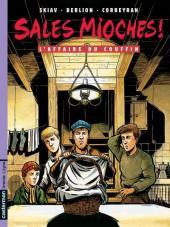 Sales mioches ! -8- L'affaire du couffin
