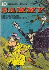 Sammy -10- Nuit blanche pour les gorilles