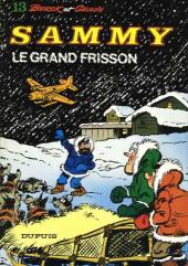 Sammy -13- Le grand frisson