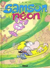 Samson et Néon -2- Mon copain de la terre