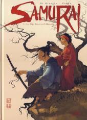 Samurai -2- Les Sept Sources d'Akanobu