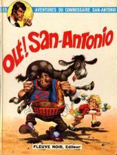 San-Antonio (Les Aventures du Commissaire) -1- Olé ! San-Antonio