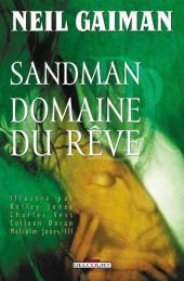Sandman -3- Domaine du rêve