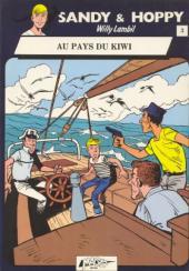 Sandy & Hoppy -3- Au pays du kiwi