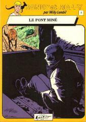 Sandy & Hoppy -4- Le pont miné