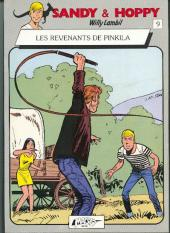 Sandy & Hoppy -9- Les revenants de Pinkila