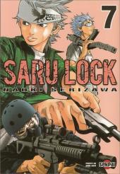 Saru Lock -7- Tome 7