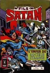 Le fils de Satan -16- L'enfer de Dr Strange
