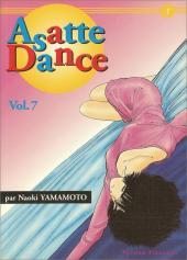Asatte Dance -7- Volume 7 - La danse est finie