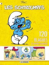 Schtroumpfs (120 blagues de) -2- 120 blagues et autres surprises 2