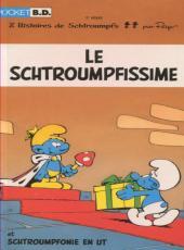 Les schtroumpfs -2Poc- Le Schtroumpfissime (+ Schtroumpfonie en ut)