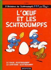 Les schtroumpfs -4- L'œuf et les Schtroumpfs