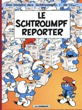 Les schtroumpfs -22- Le Schtroumpf reporter