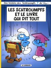 Les schtroumpfs -26- Les schtroumpfs et le livre qui dit tout