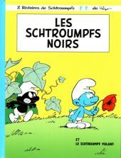 Les schtroumpfs (Édition 50 ans - minis) -1Mini- Les Schtroumpfs noirs (et le Schtroumpf volant)
