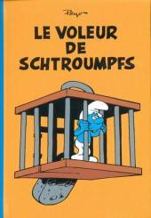 Schtroumpfs (Niffle) -2- Le Voleur de Schtroumpfs